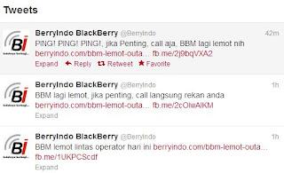 Twit Berryndo BBM Error