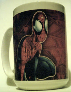 Left side of Spider-Man 2004 mug #1