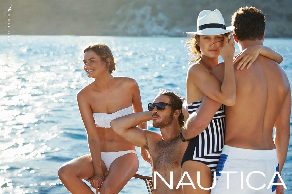 Nautica Sportswear Spring 2015
