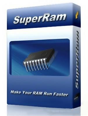 تحميل برنامج لزيادة كفاءة الرامات PGWare SuperRam 6 مجانا