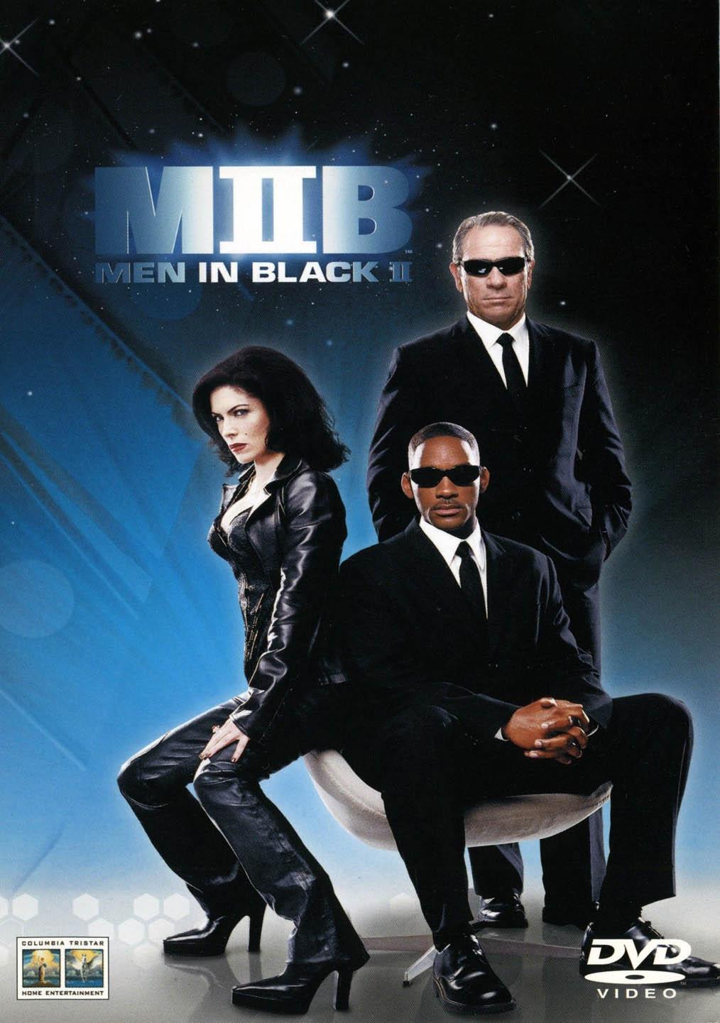 Men In Black II (Hombres de negro II) (MIIB) (2002) Español Latino