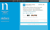 Nielsen Music TR tweets Tarkan's track is fastest rising in the charts