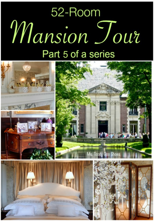 Mega-Mansion Tour: Part 5 || Ms. Toody Goo Shoes