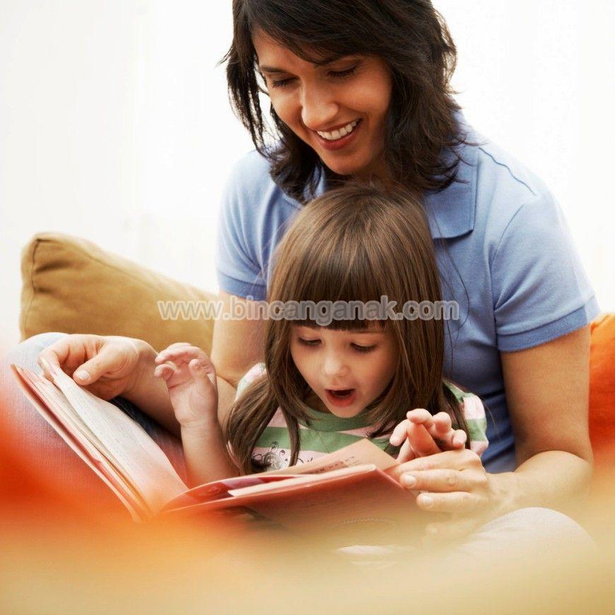 Manfaat Membacakan Dongeng Dan Cerita Anak