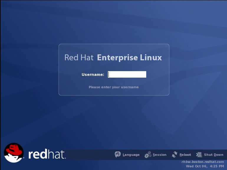 Red Hat Enterprise Linux 7.xインストール手順 | Dell  …