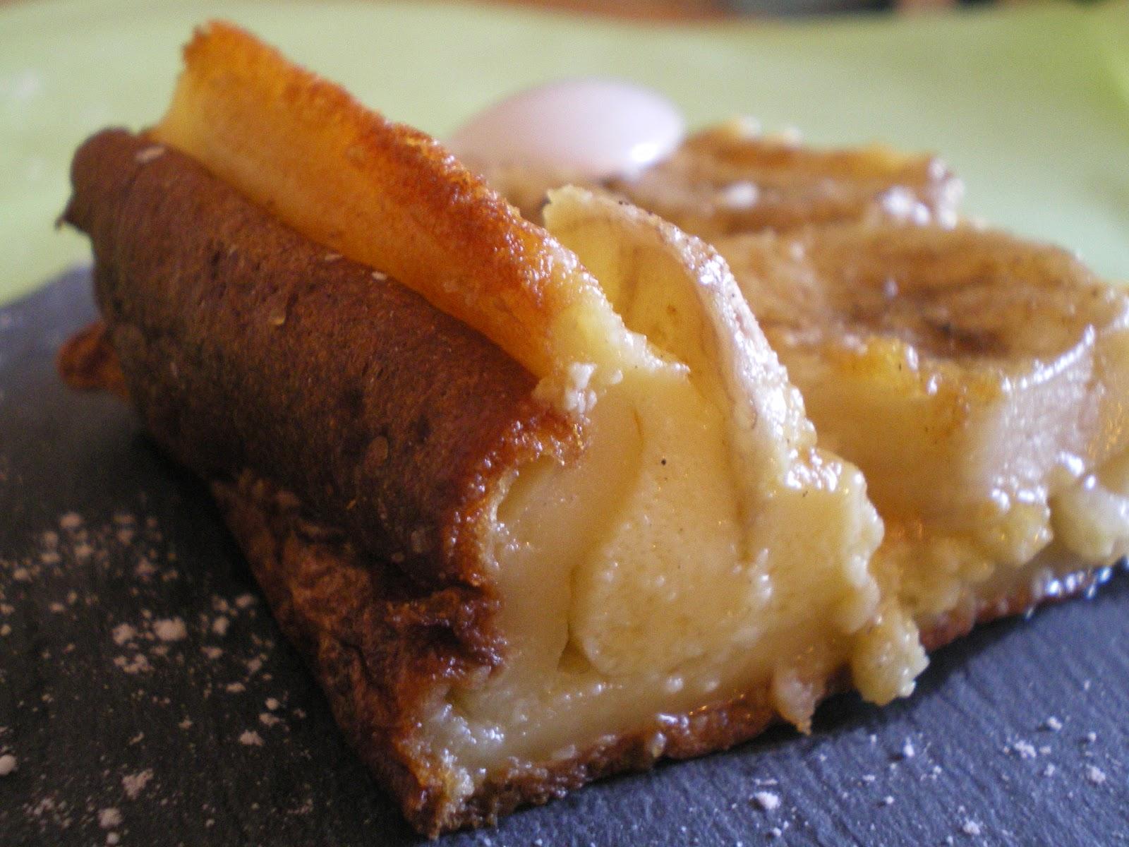 Les Mets Tisses Cuisine D Ici Et D Ailleurs Clafoutis A La Banane