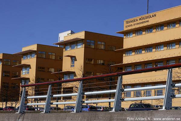 Tekniska Högskolan, Jönköping, Teknisk Högskola, Jönköpings