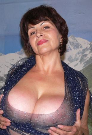 фото зрелых женщин грудь