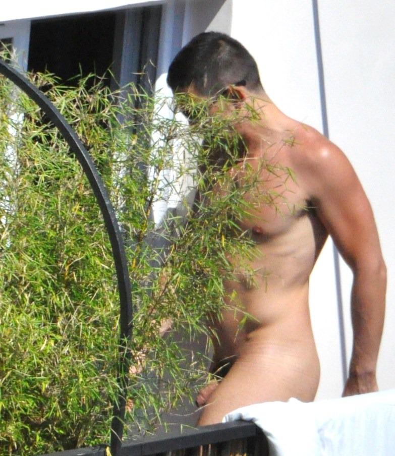 Nude Brazilian Soccer Players