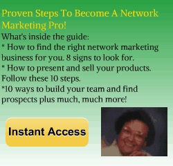 Your FREE Network Marketing Manual