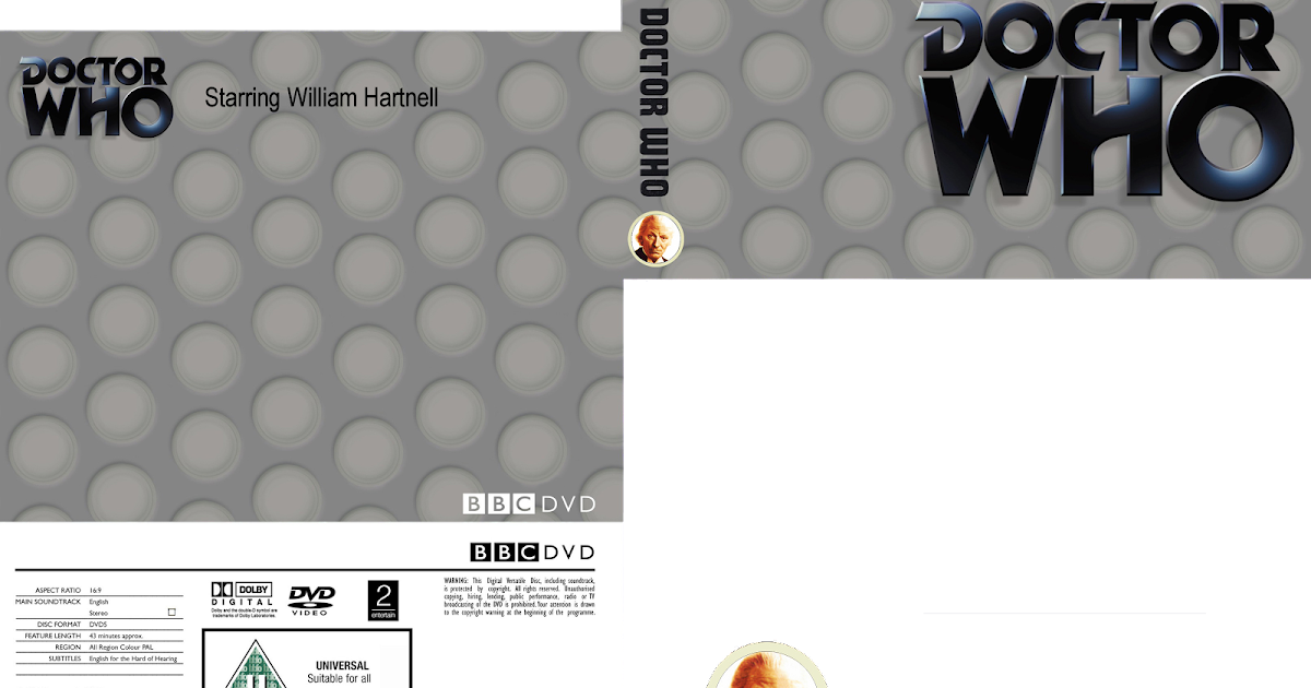 My Doctor Who Covers!: Template Project 1