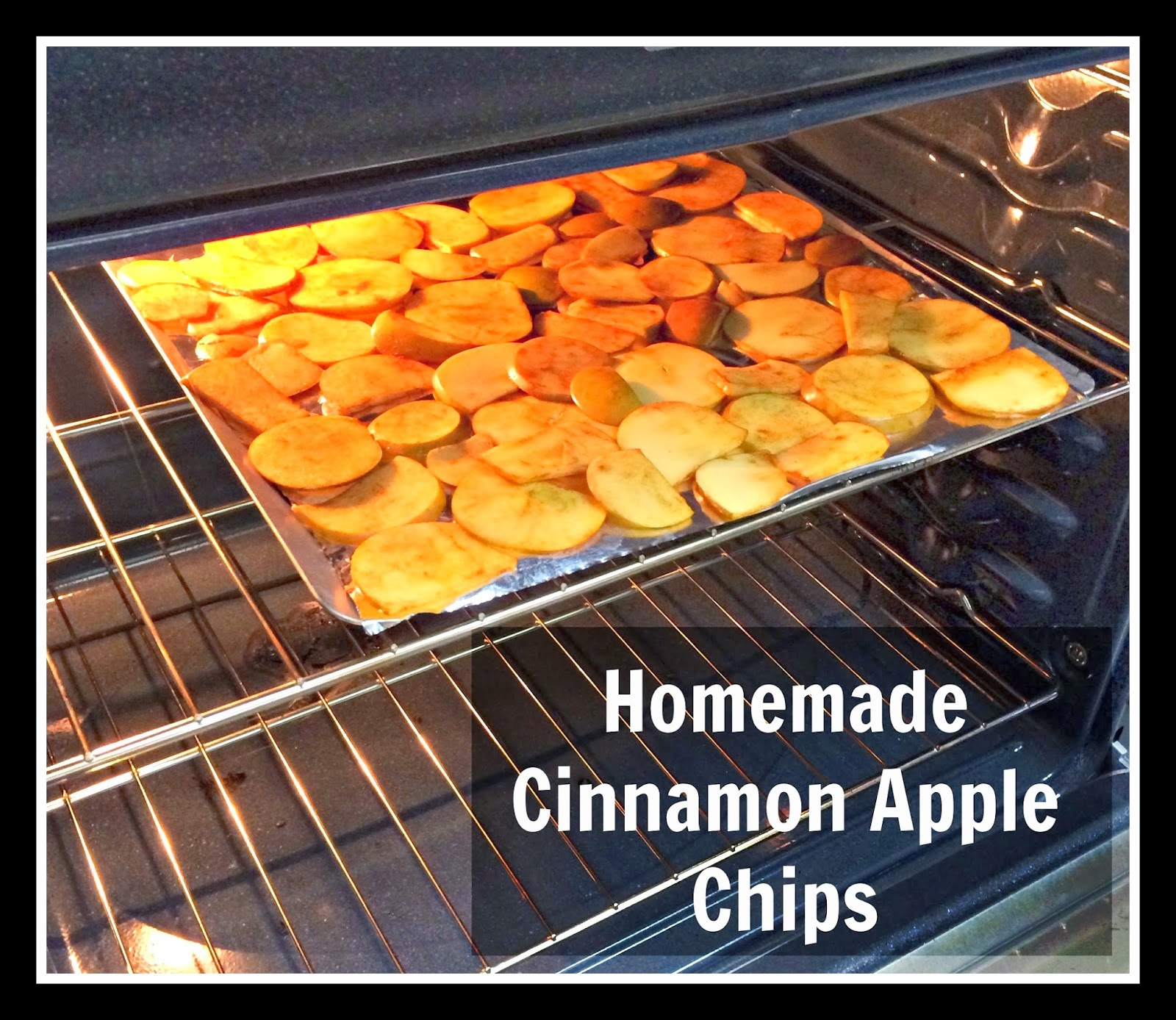 how to make apple chips recipe