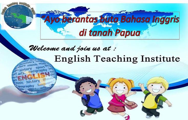 MARI BERGABUNG BERSAMA ENGLISH TEACHING ISNTITUTE