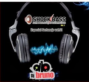 Download – Shock Bass Especial Sertanejo By Dj Bruno (2014)