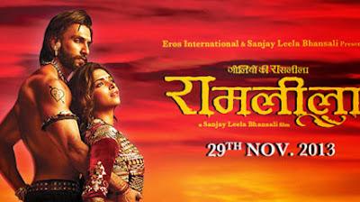 Ramleela {2013} Tattad Tattad (Ramji Ki Chaal) HD 720p Video Song ft. Ranveer Singh Free Download