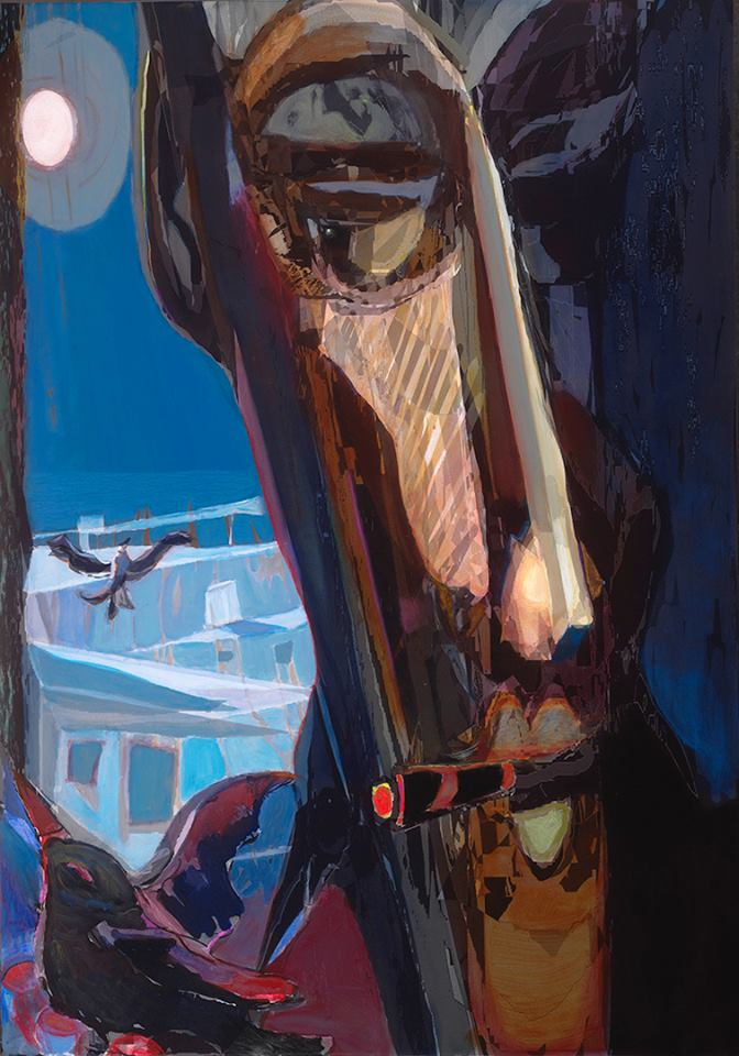 Edmund Ian Grant, Artist