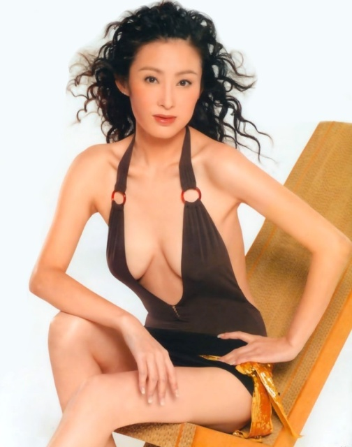 Beauty from the Past: Sharla Cheung Man (張敏)
