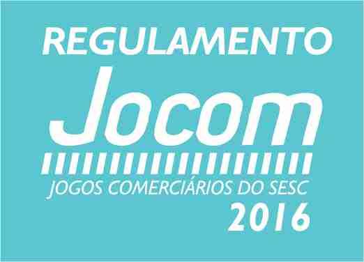 Regulamento Jocom 2016
