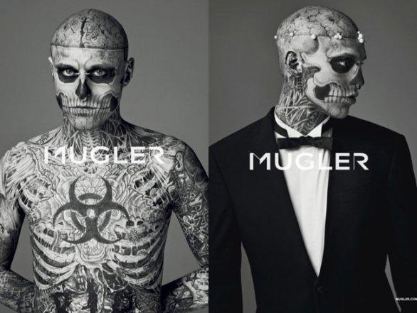 Zombie BoyZombie Boy Lady Gaga