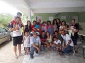 CCNA Visita Orfanato no Jd. Alegria e Promove ajuda social e sobretudo ESPIRITUAL.