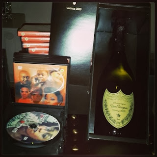Kate Henshaw's Don Perignon