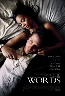 The Words (2012 &#8211; Bradley Cooper, Dennis Quaid and Olivia Wilde)