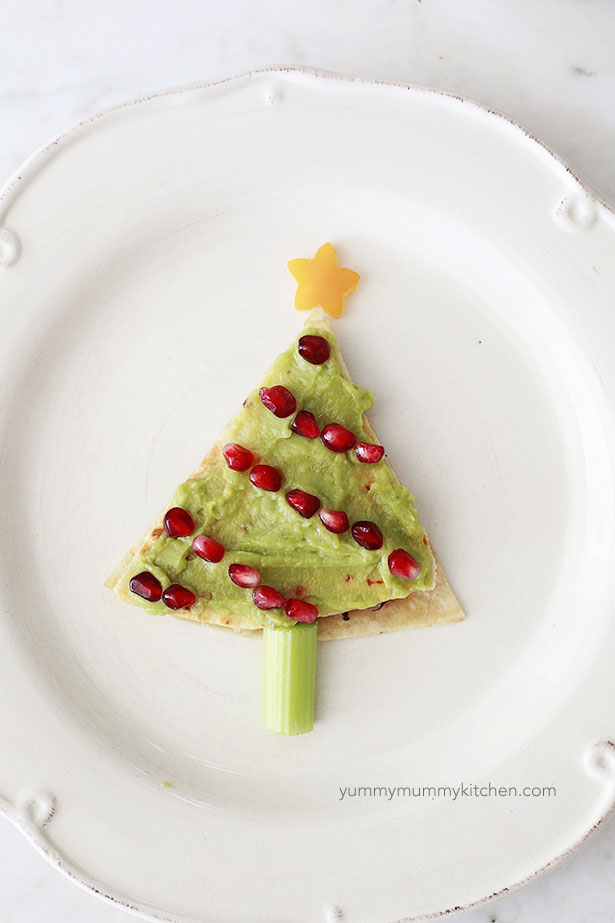 cute christmas food for kids