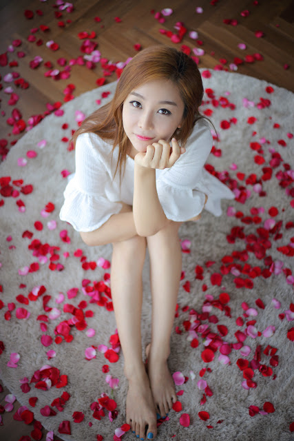 5 Son Ye In - Rose Queen - very cute asian girl-girlcute4u.blogspot.com