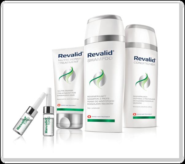 Revalid – impotriva caderii parului