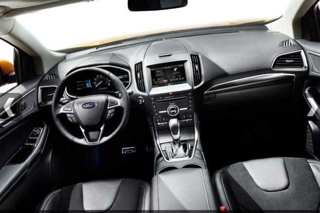2015 Ford Edge Sport
