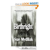 BIRTHRIGHT- BY SUE MYDLIAK