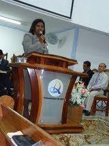 Missionária Dulce Almeida