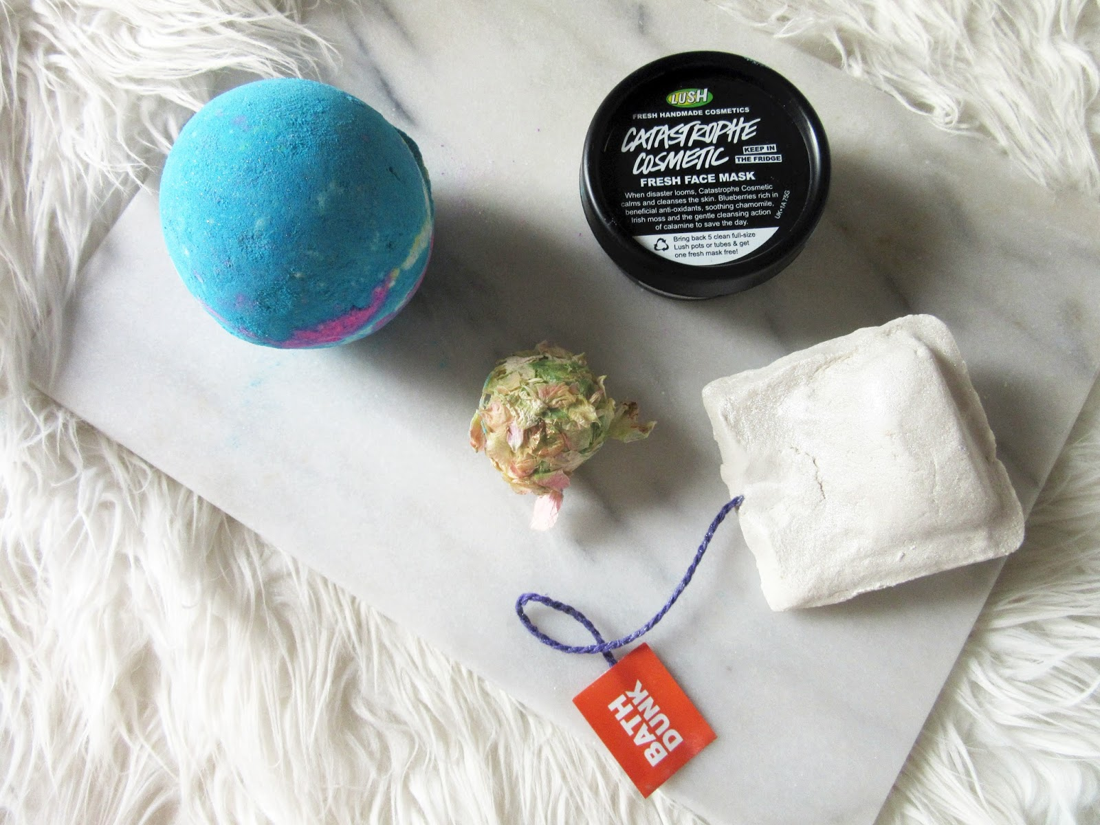 Lush Cosmetics Haul & London Oxford Street Store plus Exclusive Products // Beauty // Lauren Rose //