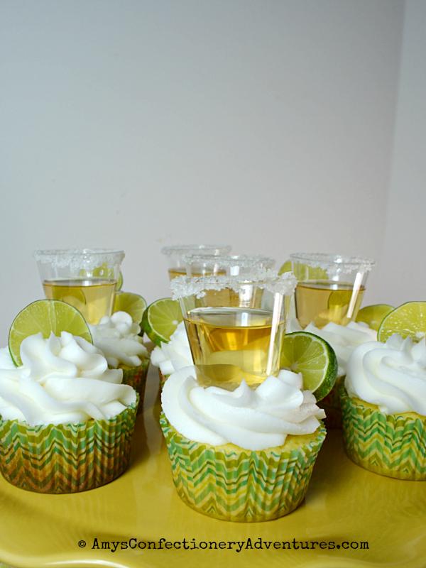 Vanilla Tequila Cake