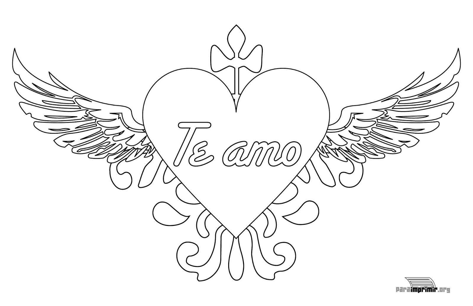 Imagenes de amor para dibujar | Imagenes para las redes sociales ...
