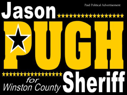 Pugh For Sheriff