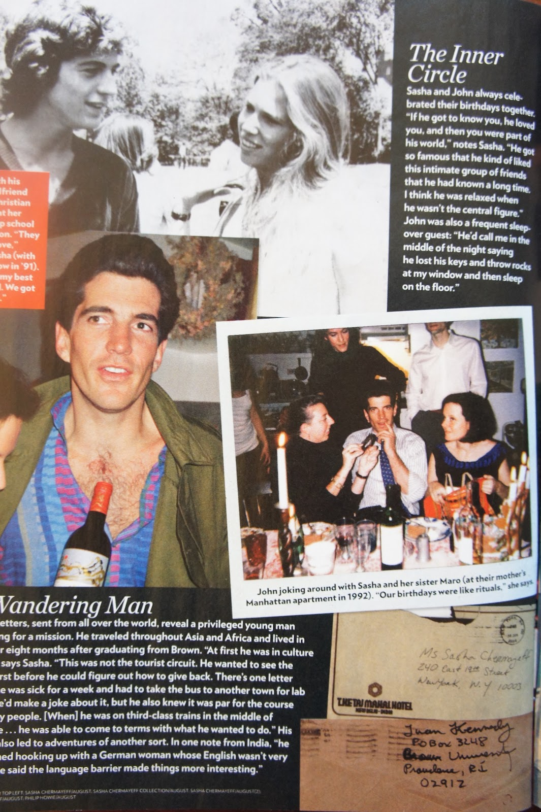 Hey Guys, I Found My Old Magazine I Don't Have A Scanner So I Just  Photographed The Pages With My Awesome Cam Enjoy! Click On Pics