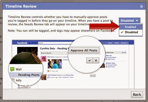 How To Enable Post Tagging Approval In Facebook