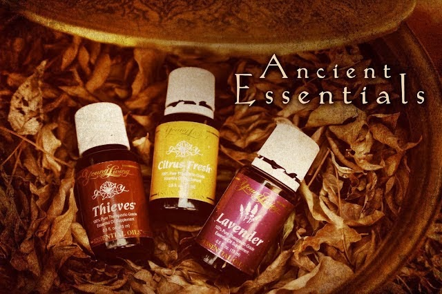 Visit my website on Young Living Essential Oils!
