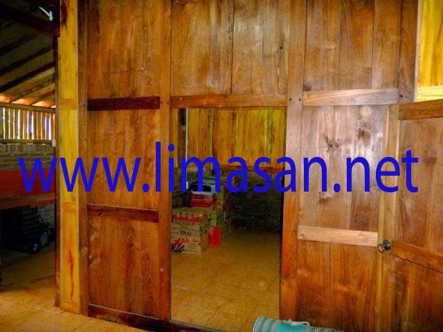 Rumah Limasan Di Sleman Yogyakarta k. dalam