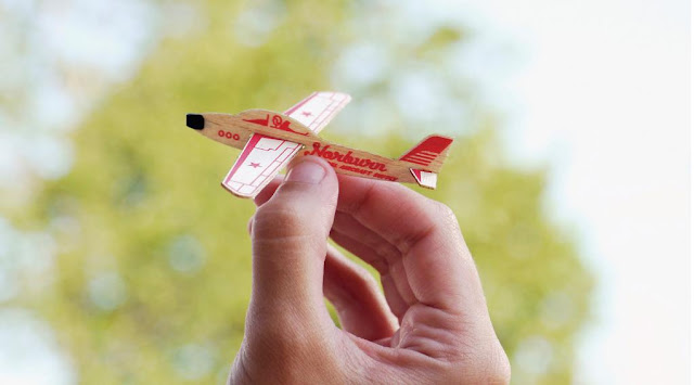 Norburn Model Aircraft Supply - Business Card