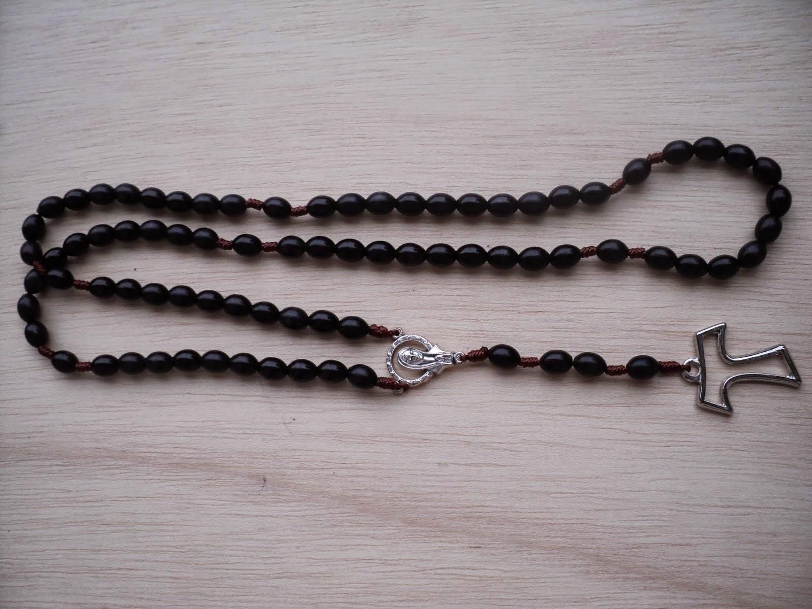 Mês de Maria - Rosário Franciscano