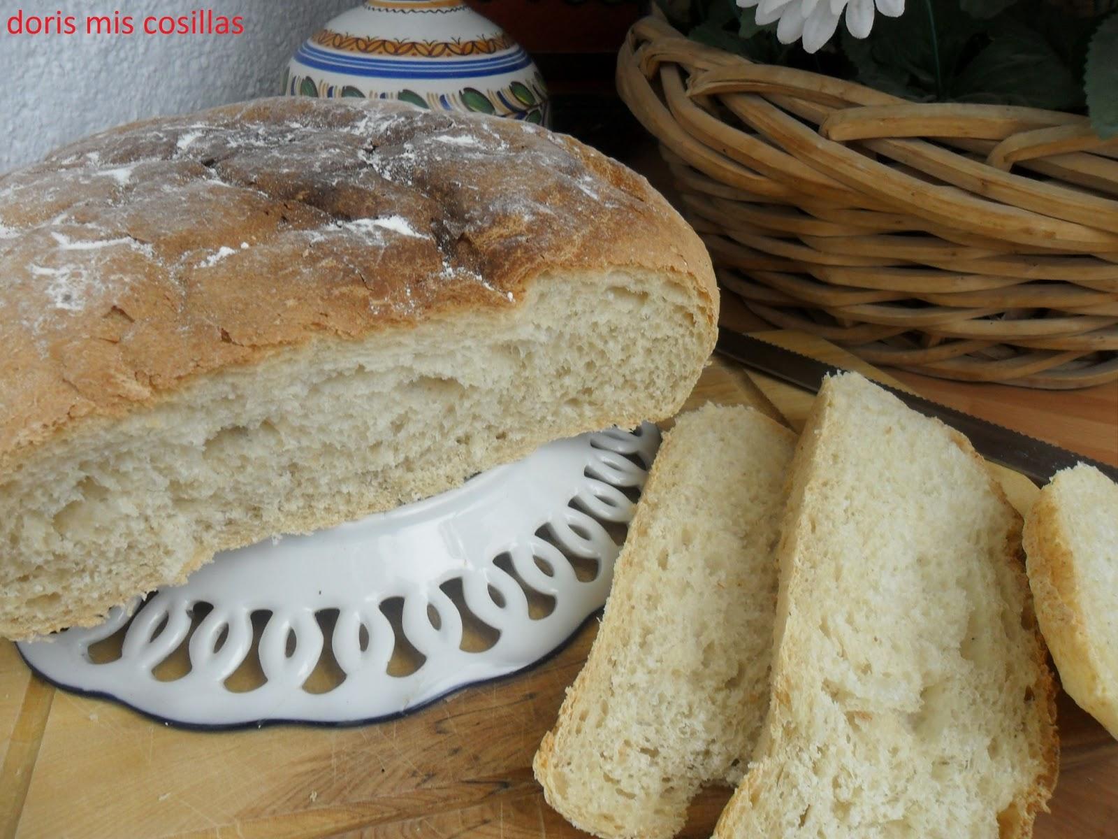Doris mis cosillas hogaza de pan casero con avena for Trabajos por debajo de la mesa