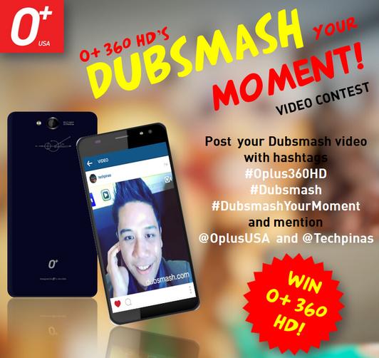 O+ USA, Dubsmash Contest, O+ TechPinas Dubsmash, Mark Milan Macanas
