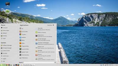 "Cinnamon 2.8 Resmi Dirilis, Akan Datang dengan Linux Mint 17,3 ""Rosa"", news"