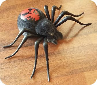 Wild Pets Spider - Creepster Blog Review