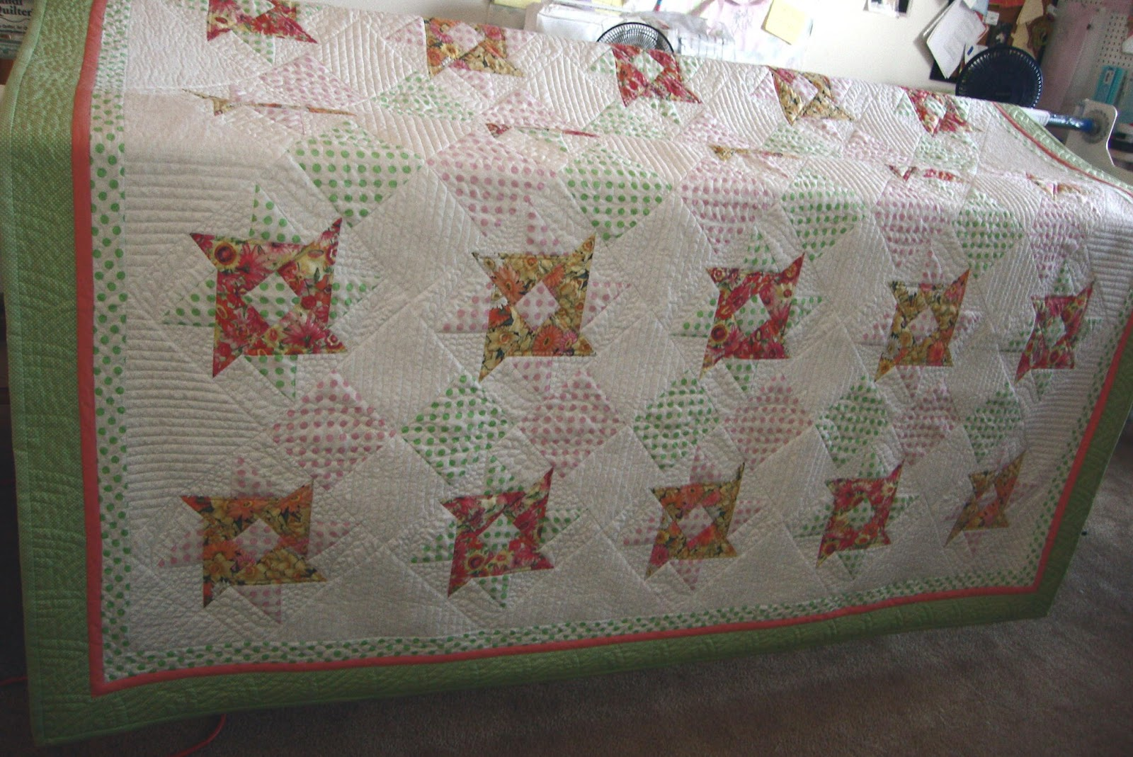 Quilting And Sewing From The Heart Country Cottage Quilt