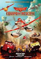 Aviones Equipo de rescate (2014) [Latino]