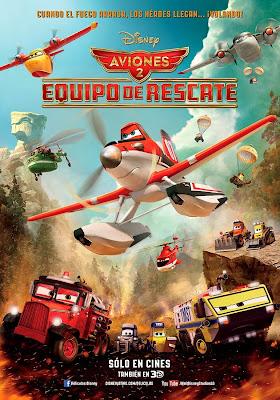 Ver Película Aviones 2: equipo de rescate Online Gratis (2014)