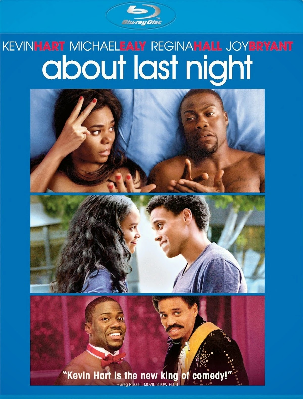 Sobre Ontem à Noite – Dublado (2014)